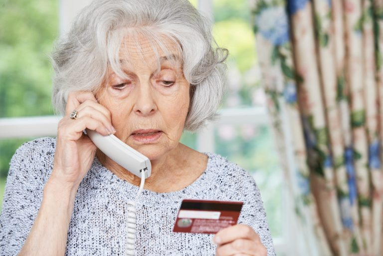 Caregivers: Protection from Senior Fraud