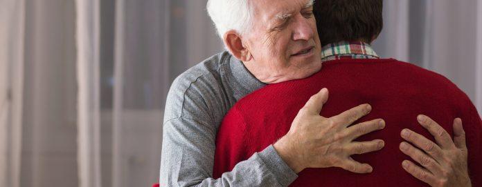 hug a senior, elder abuse