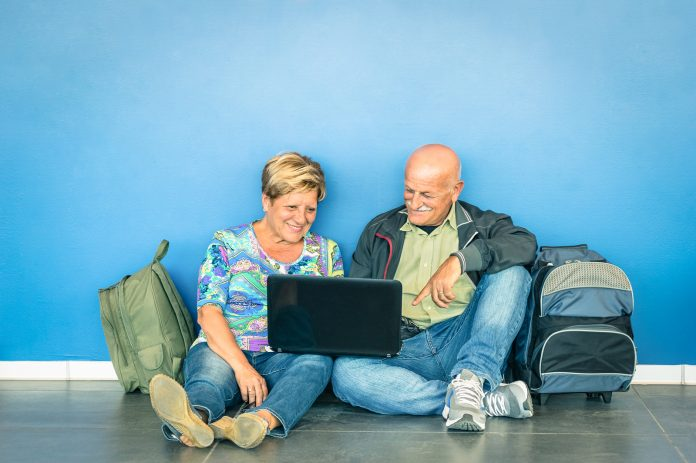 Seniors Lifestyle Magazine Seniors Travelling