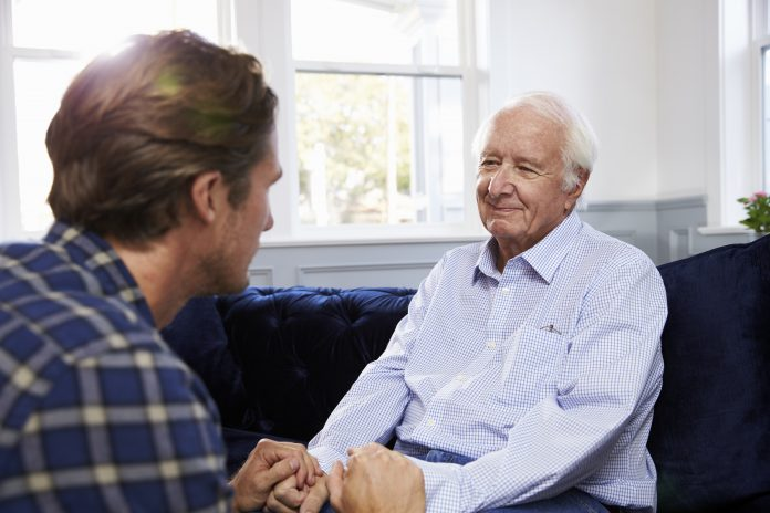 Seniors Lifestyle Magazine Talking to Your Senior Parent scaled