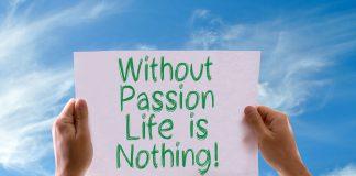 Seniors Lifestyle Magazine Without Passion Love is Nothing