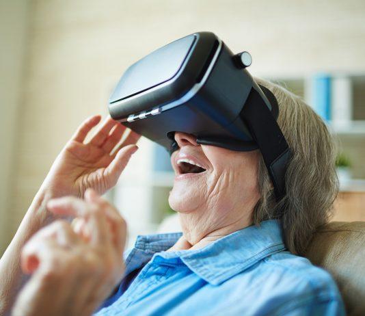 Seniors Lifestyle Magazine talks to Virtual Reality for Seniors
