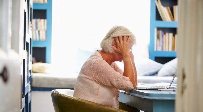 Seniors Lifestyle Financial Health