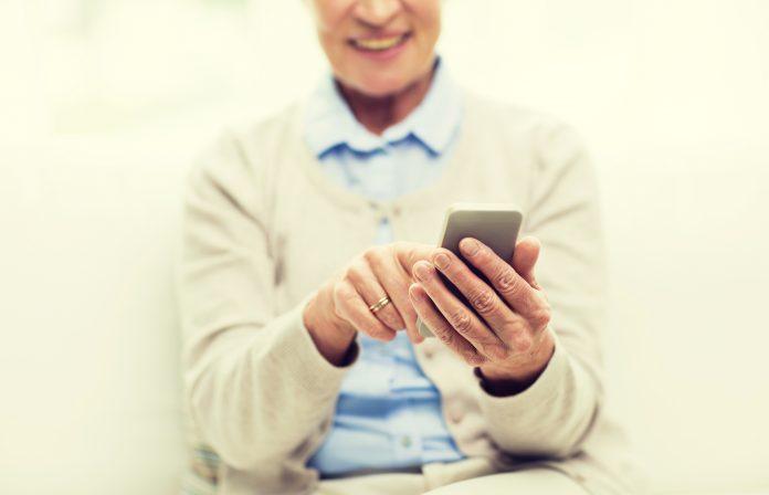 senior smartphones