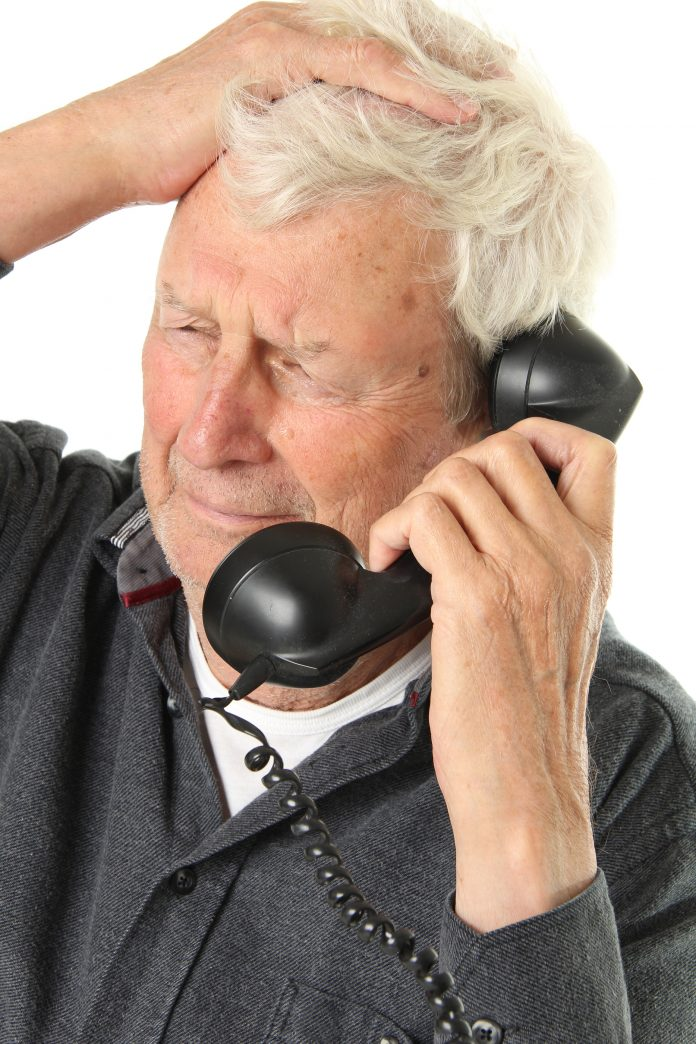 Seniors Lifestyle Magazine Talks to Late Night Phone Calls from Aging Parents scaled