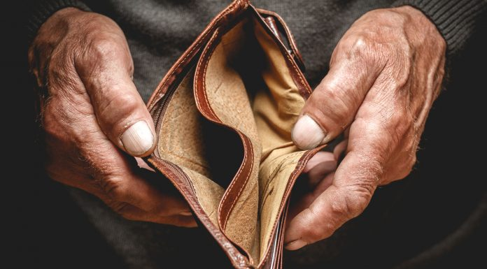 senior financial abuse