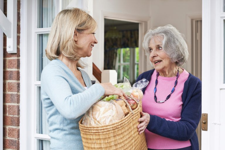 Seniors Stay Feeling Independent in the Kitchen
