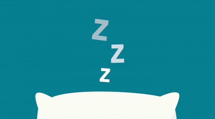 senior sleep