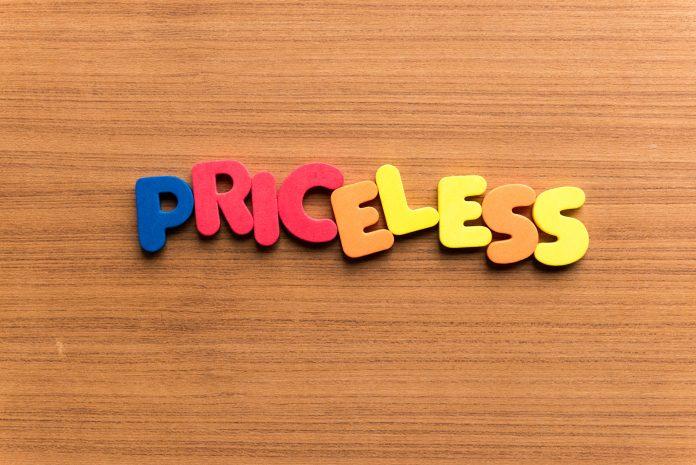 kids are priceless