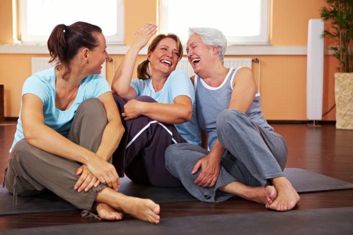 bigstock Women Having Fun In Gym 10373390 scaled