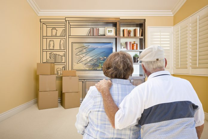 bigstock Senior Couple In Room With Mov 123517010 1 scaled