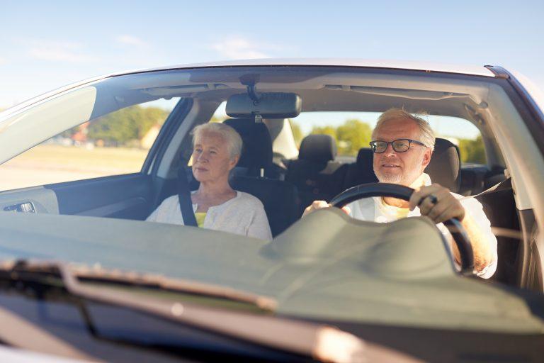 Keeping Seniors Safe While Driving