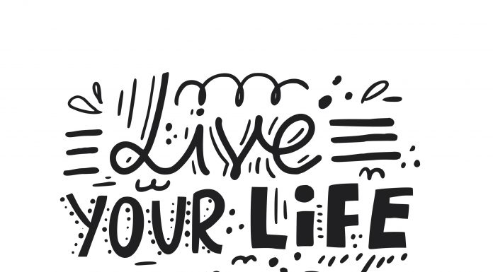 bigstock Live Your Life Quote About O 241035040 scaled