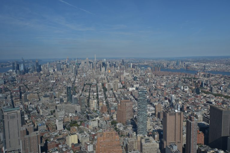 One World Observatory: Reflecting On New York