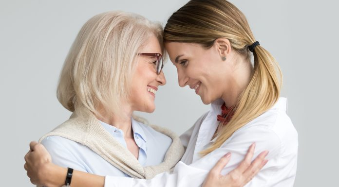 bigstock Attractive Aged Older Mother H 238359679 scaled