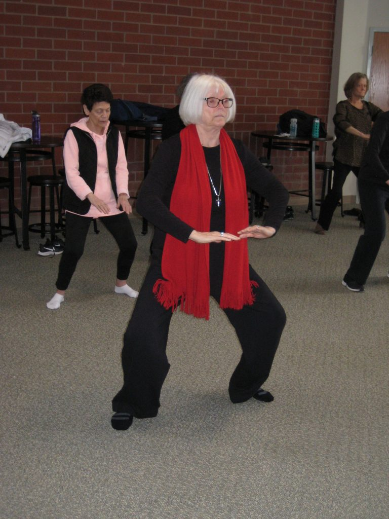 Tai Chi For The Aging Adult