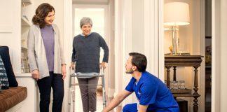 Seniors Lifestyle Magazine Talks To Fall Prevention