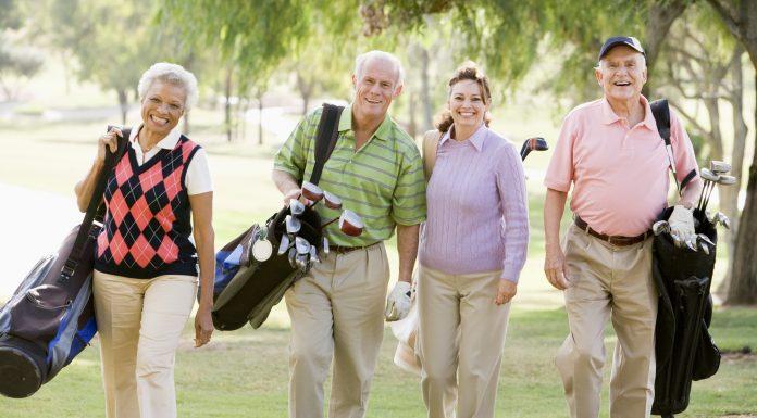 Seniors Lifestyle Magazine Talks To The Secret Health Benefits Of Golf For Seniors