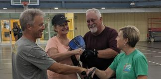 Seniors Lifestyle Magazine Talks To Pickleball Is A Gift