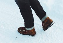 Seniors Lifestyle Magazine Talks To Safe Winter Walking