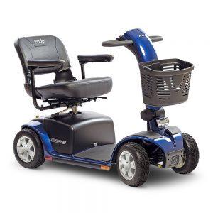 Seniors Lifestyle Magazine Talks To Four Wheel Scooters