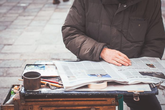 Seniors Lifestyle Magazine Talks To Another Bad Thing About The Decline Of Newspapers