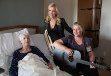 Music Therapy with Jennefer Dixon and Kim Campbell 1
