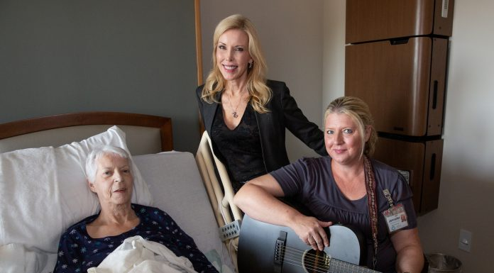 Seniors Lifestyle Magazine Talks To Music Therapist Provides Comfort