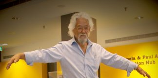 Seniors Lifestyle Magazine Talks To David Suzuki: Aging Well Suzuki Style