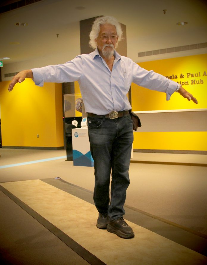 Seniors Lifestyle Magazine Talks To David Suzuki: Aging Well Suzuki Style