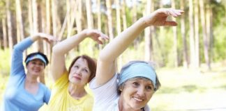 Seniors Lifestyle Magazine Talks To Exercise And Lowering The Risk Of Alzheimer's