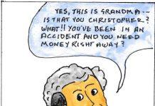 Seniors Lifestyle Magazine Talks To Crimes Came Calling
