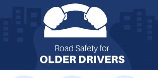 Road Safety for Older Drivers Infographic scaled