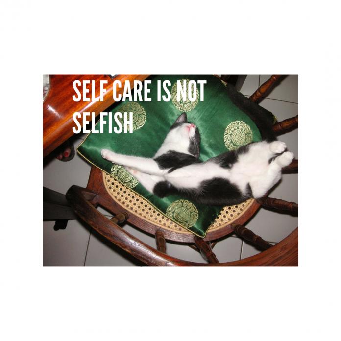 Self Love is not selfish 6