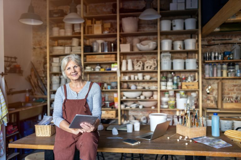 5 Marketing Tips for Senior Small-Business Owners