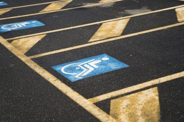 MobilityMotors 109509 Handicap Parking Etiquette image1