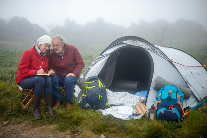 How to Make Camping Accessible Comfortable for Seniors